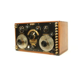 1917 Marconi CM 294 Short Wave Radio Receiver