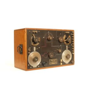 1917 NESCO CN-240 Radio Receiver