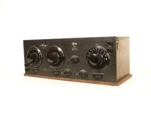 1923 Grebe CR-13 Shortwave Radio