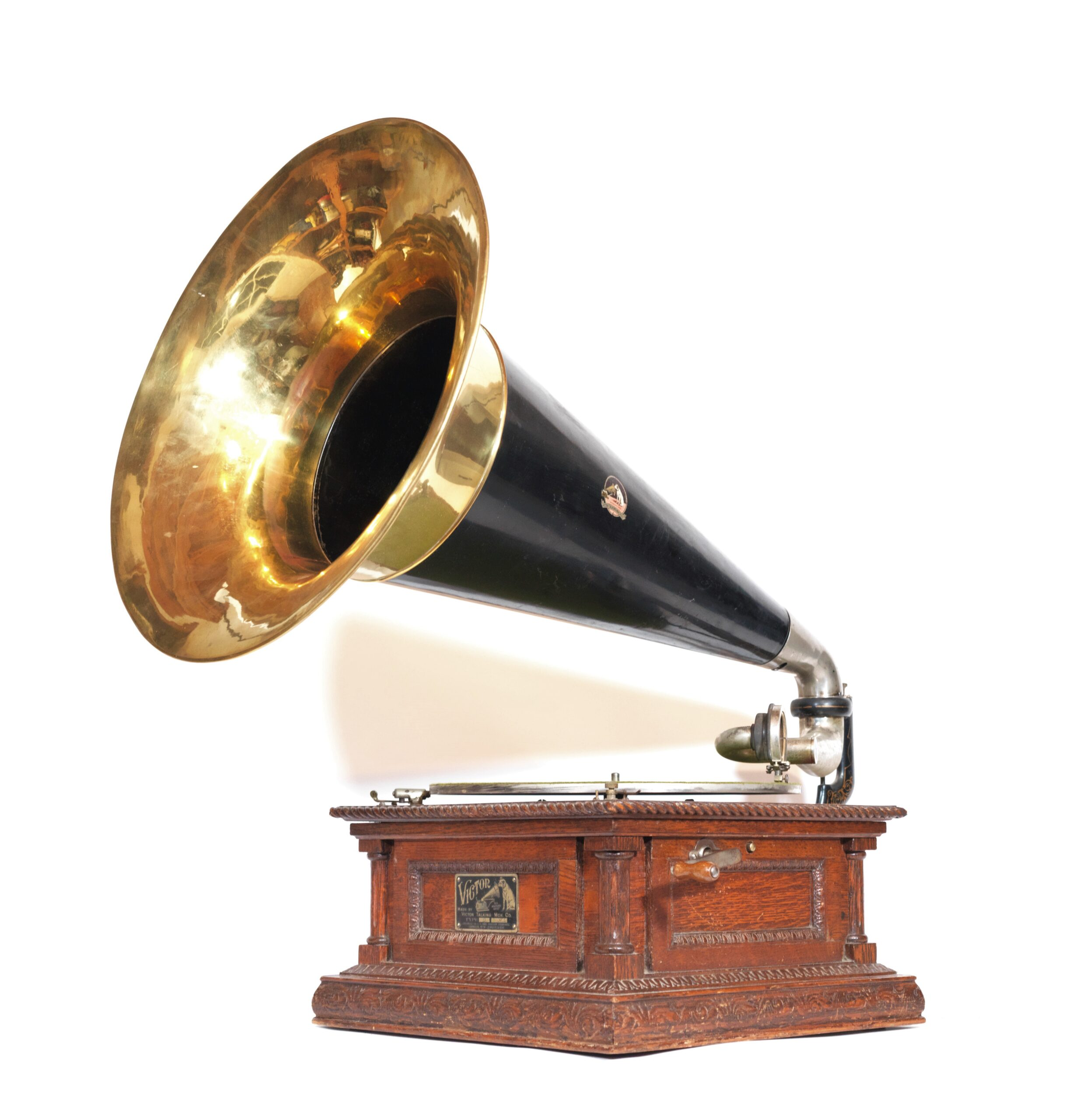 1903 Victor D Phonograph