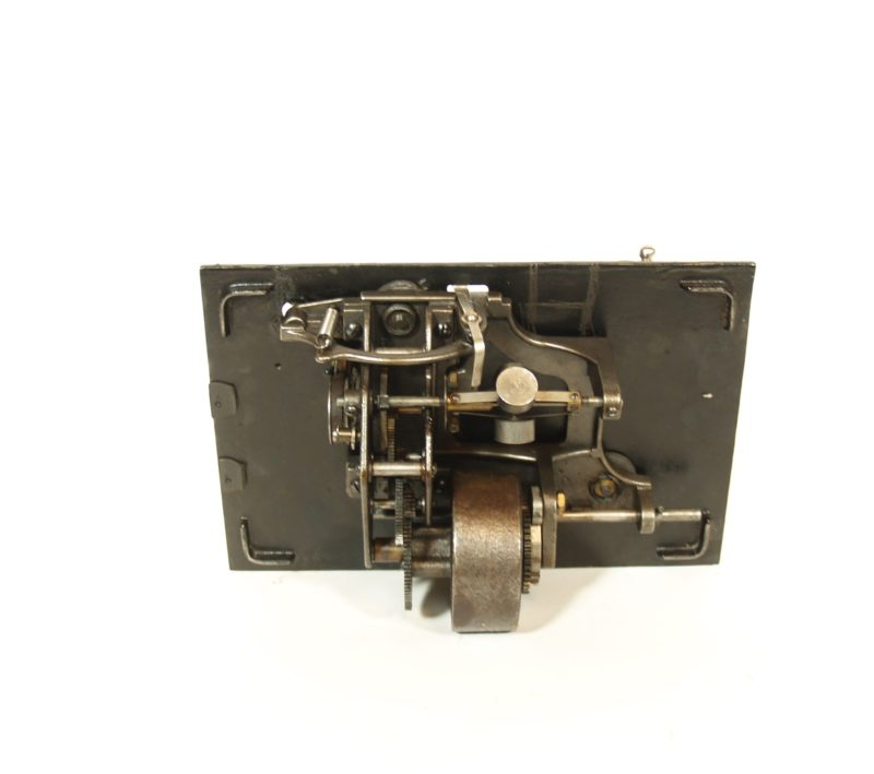 """Early Edison """"Suitcase"""" Style Standard Phonograph"""