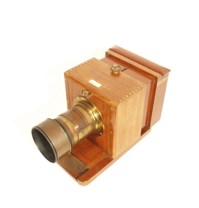 1864 Dallmeyer Sliding Box Wet Plate Camera