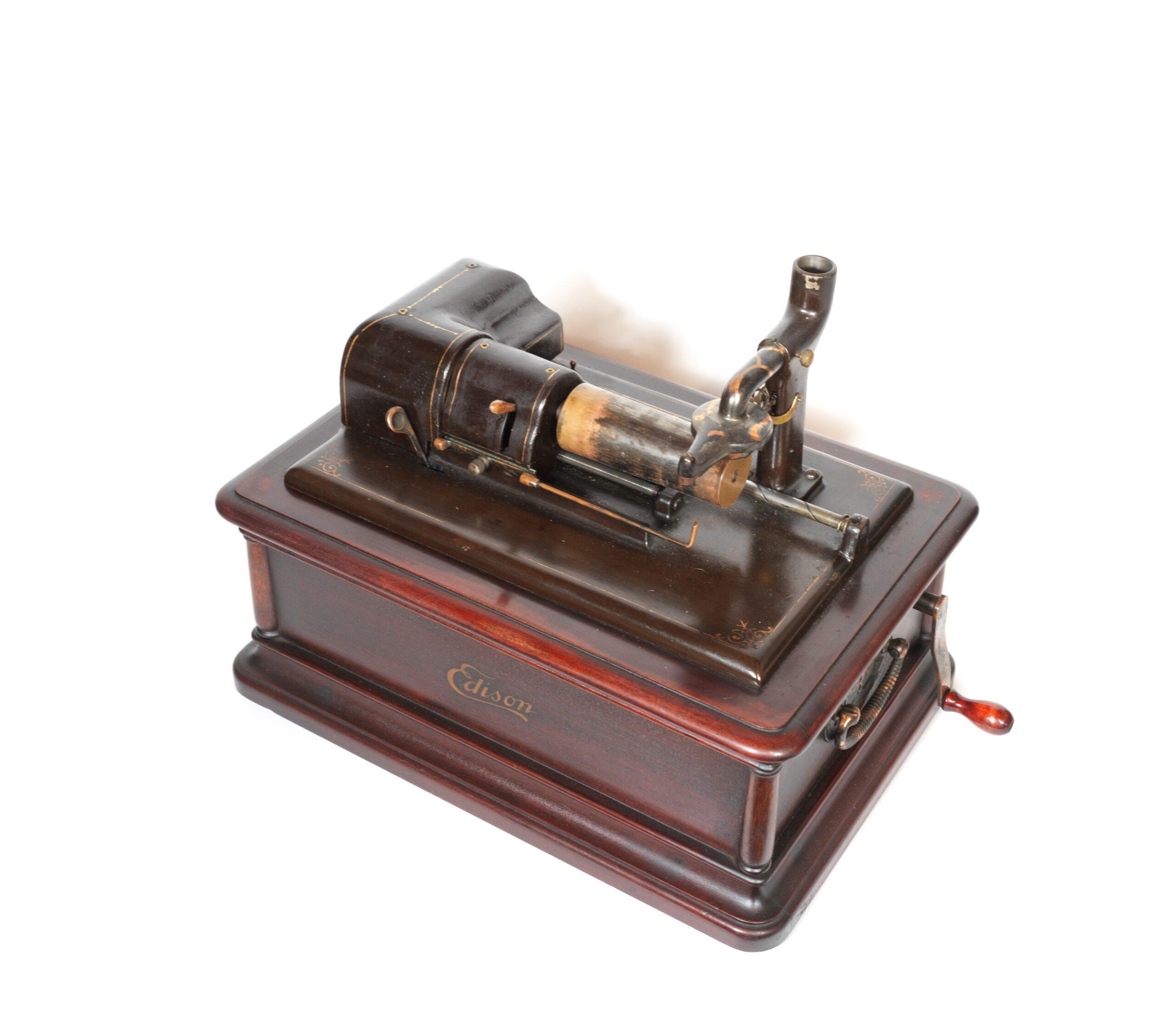 1912 Edison Opera Cylinder Phonograph