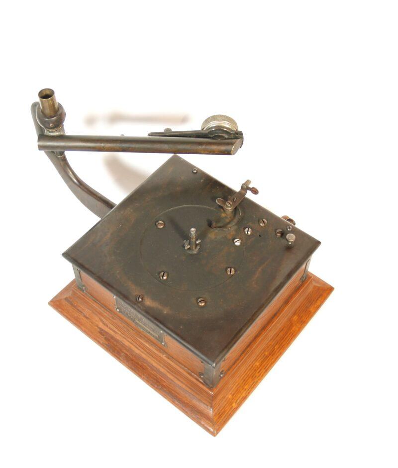 1903 Rigid Arm Victor R Phonograph * Complete, Correct & All-Original