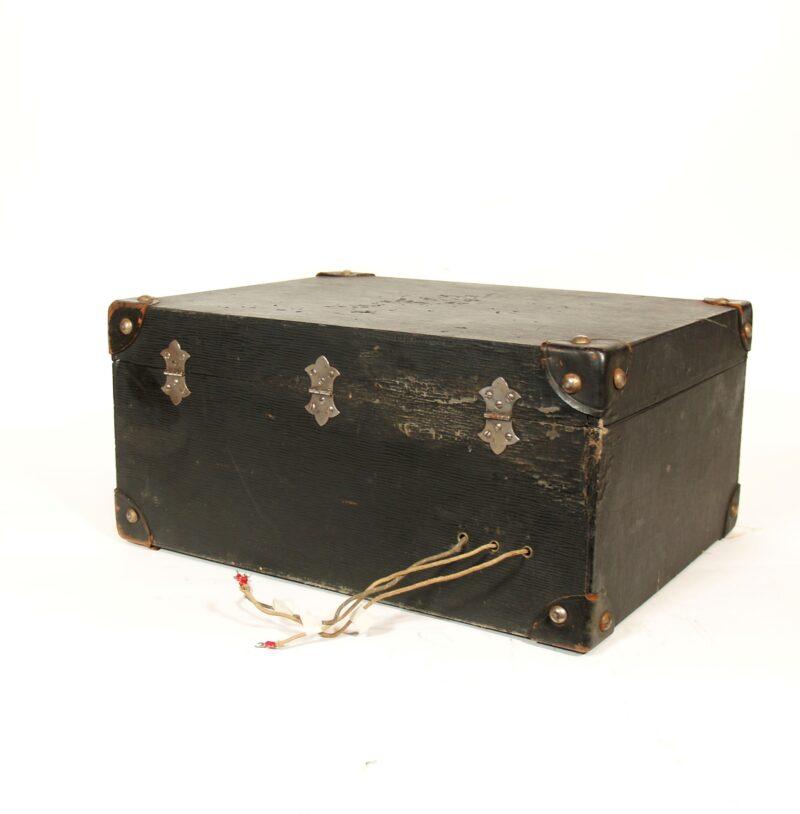 1924 Nyaccoflex R.P.I. Combination Amplified Crystal Radio & Portable Phonograph * New York Album & Card Co. * NYACCO