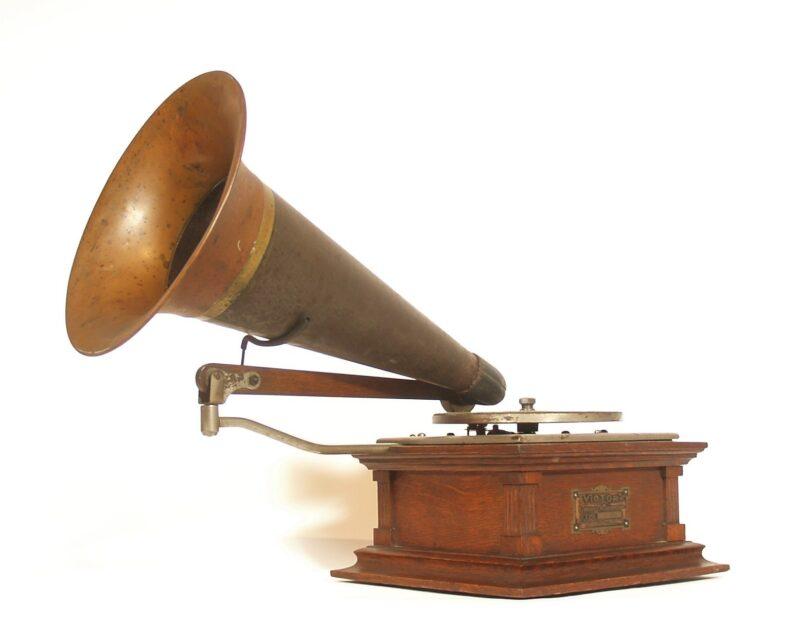 "1900 Eldridge Johnson Type C ""Victor"" Phonograph"