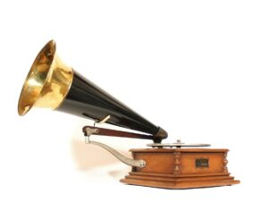 Eldridge Johnson Type M Victor Phonograph