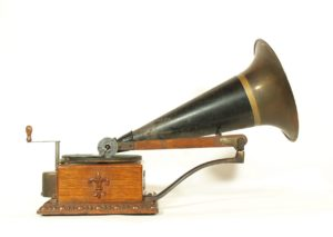 Eldridge Johnson Type B Victor Phonograph