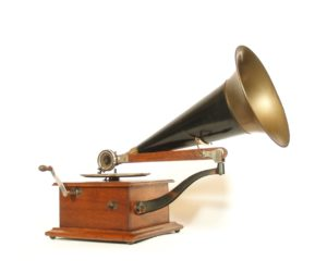 1909 Victor P-2 Phonograph * Scarce, Exceptionally Nice & All-Original