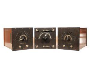 C. 1917 Marconi Of America 3-Piece Radio Proving Set