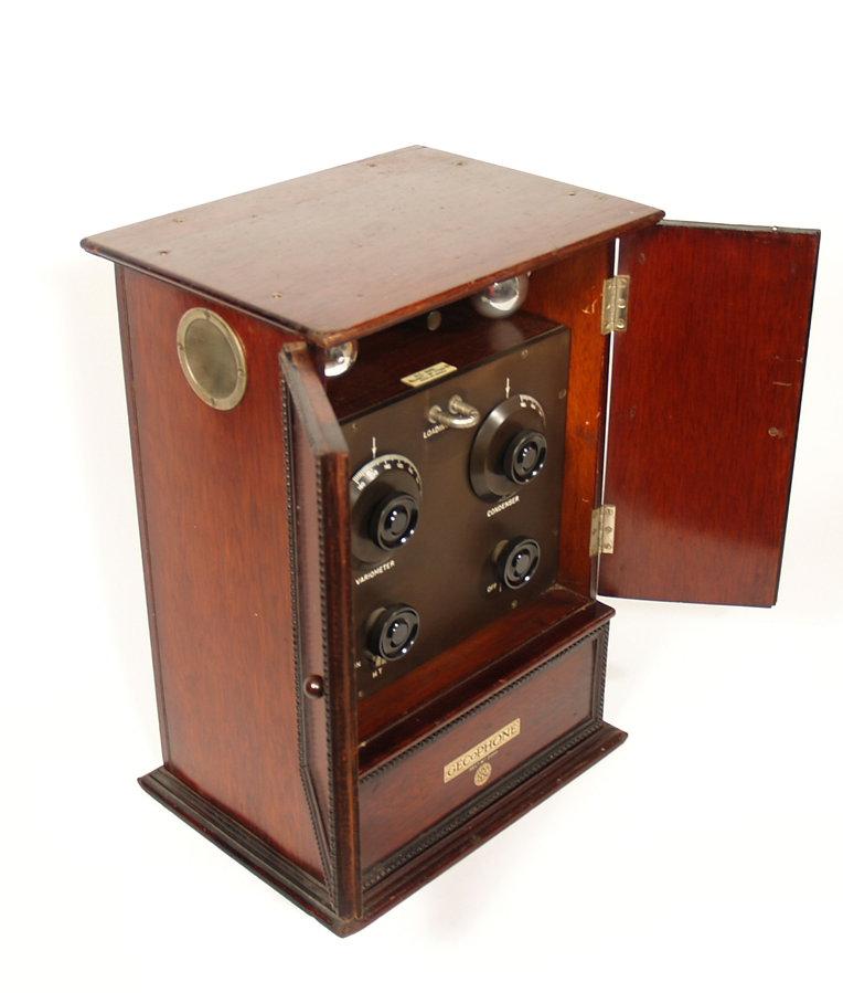 1923 Gecophone BC 2001 Radio