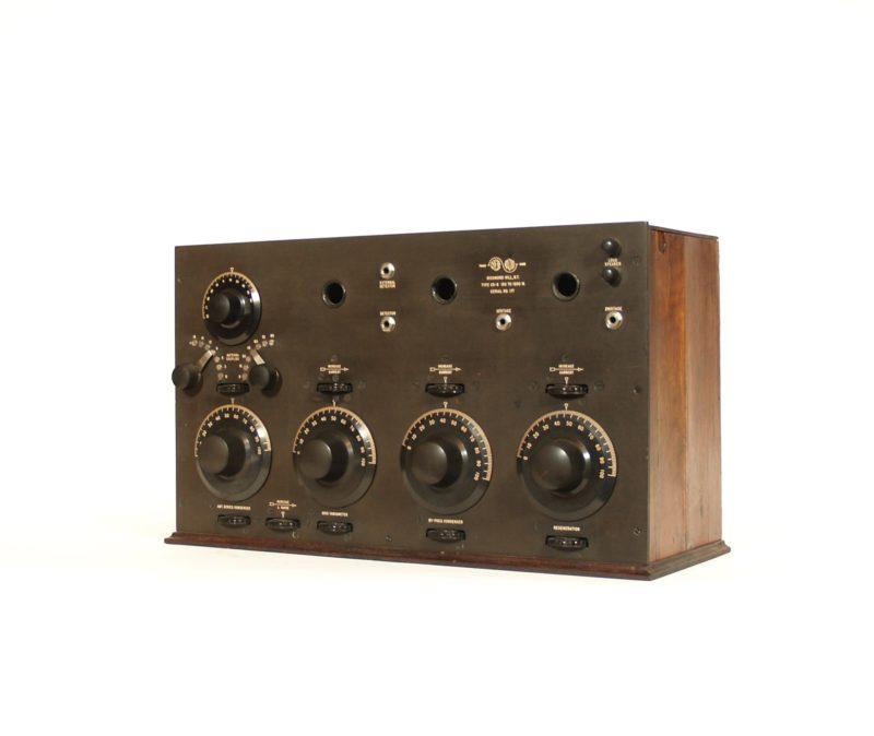 1921 Grebe CR-6 Radio
