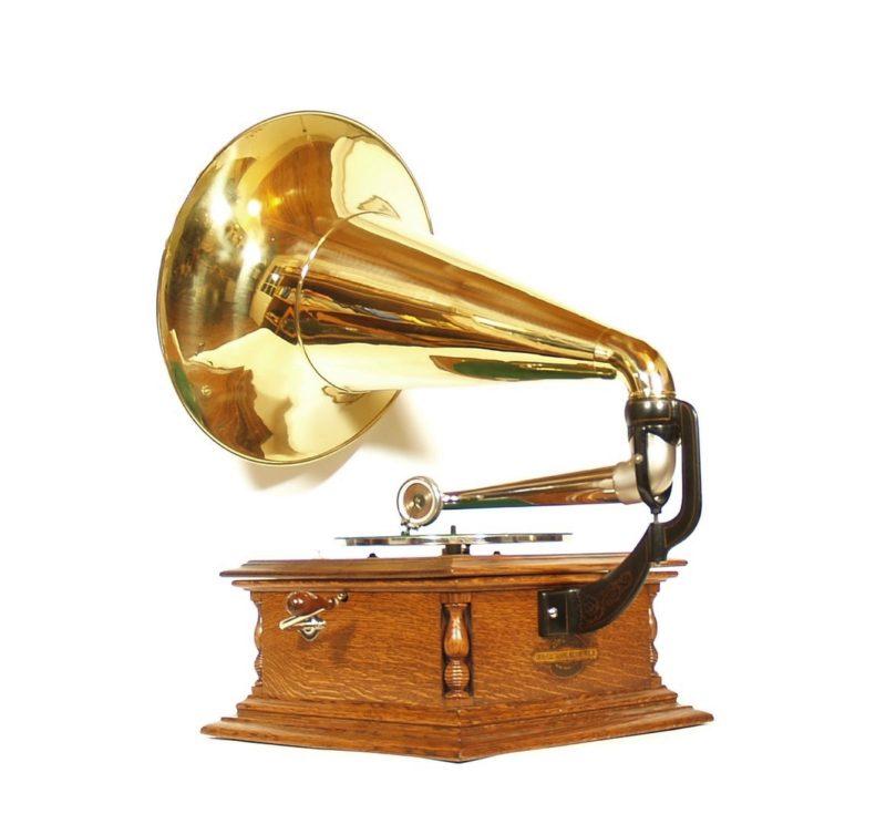 1905 Zonophone Grand Opera Phonograph