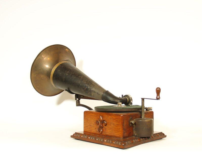 Eldridge Johnson Type B Victor Phonograph