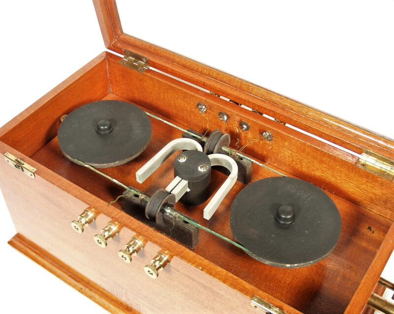 1910 Marconi Magnetic Radio Detector From Henry Ford Museum