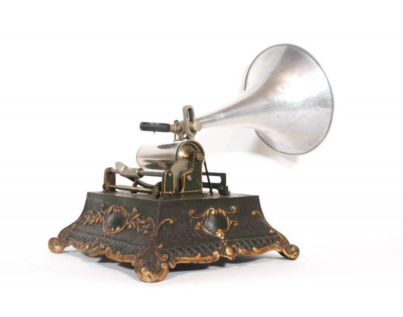 Pathe Le Menestrel Cylinder Phonograph