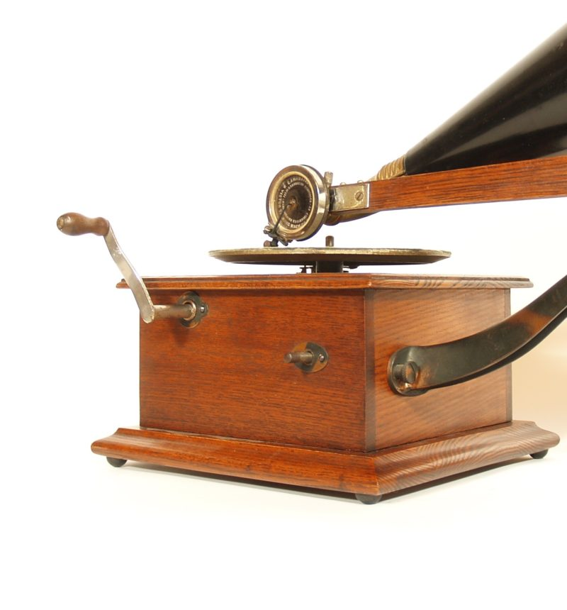 1909 Victor P-2 Phonograph