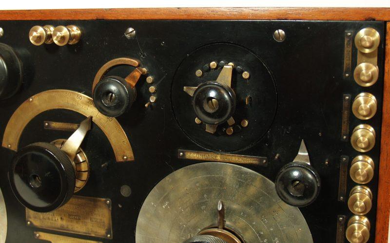 1917 Marconi CM 294 Short Wave Radio Receiver