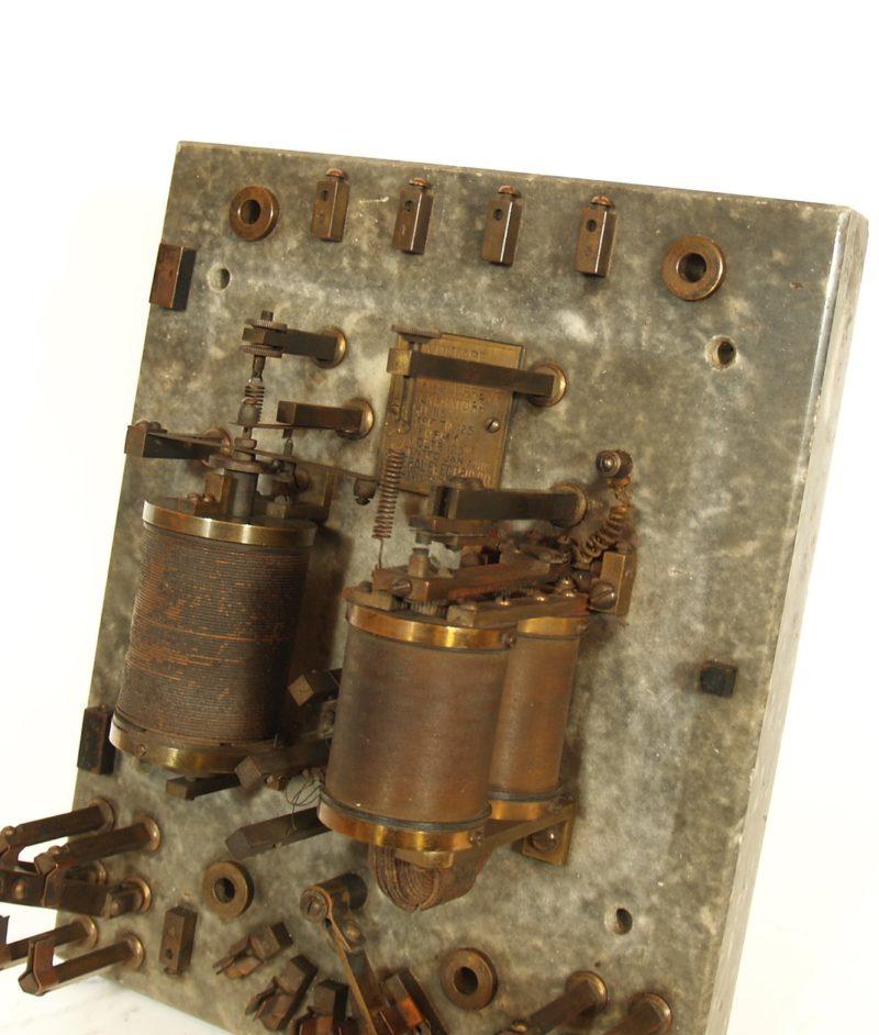 Antique Frankenstein Laboratory Toy