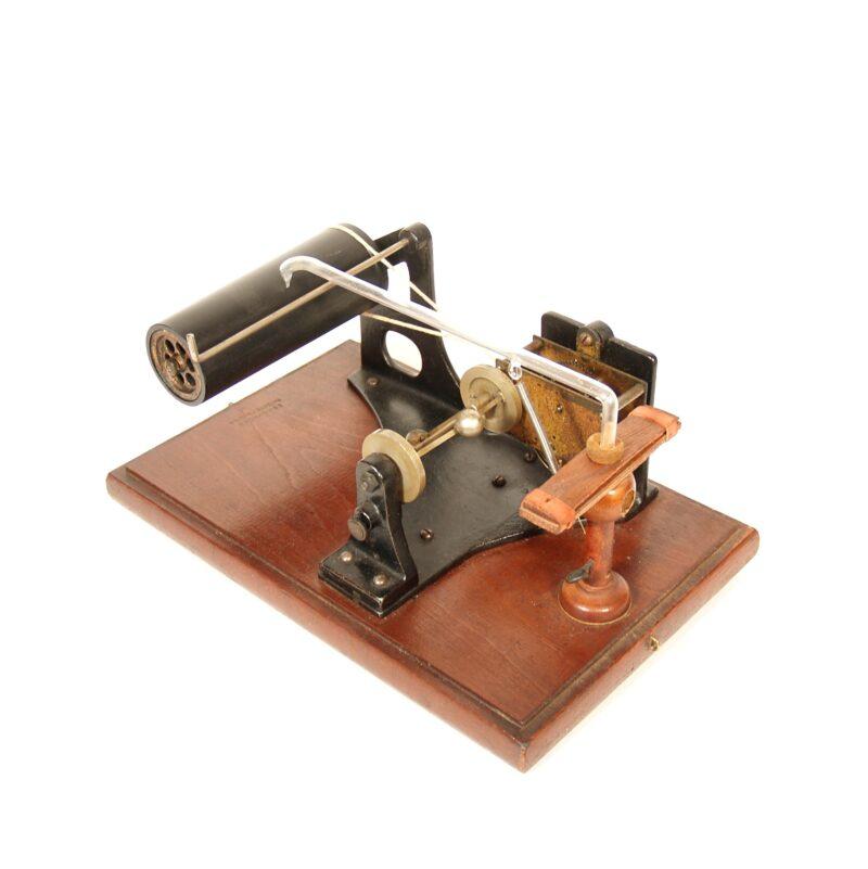 1896 Amet Echophone Cylinder Phonograph
