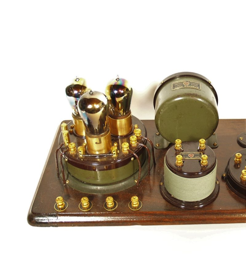 1923 Atwater Kent Breadboard Radio