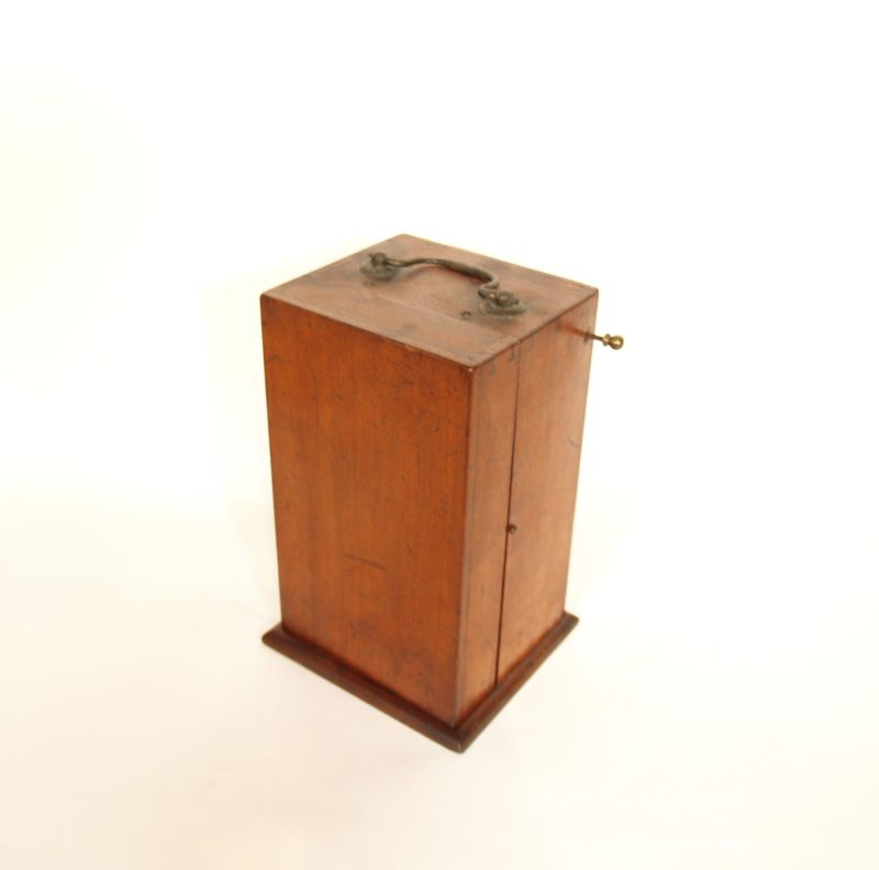 c. 1880 Rear-Crank Magneto Electric Machine