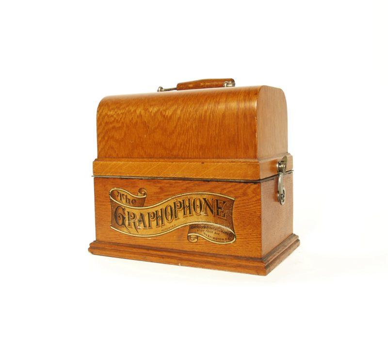 Columbia Type N Bijou Phonograph