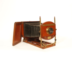 Anthony Novelette Plate Camera