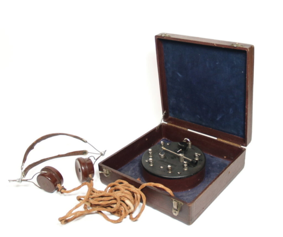 Astrophone Deluxe Crystal Radio