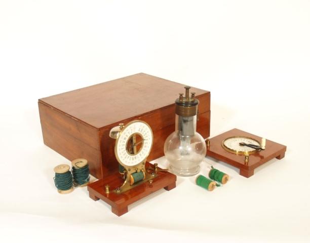 Breguet Dial Telegraph Set