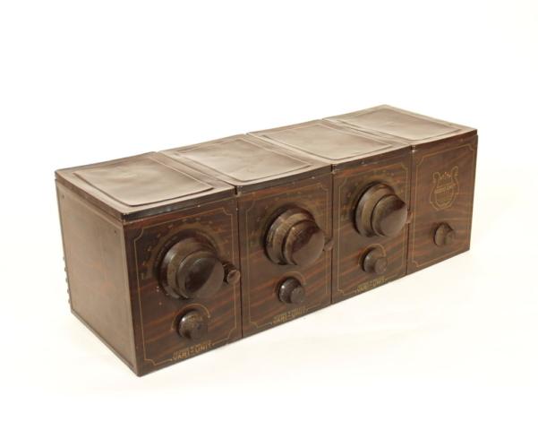 Carco 4 Box Receiver