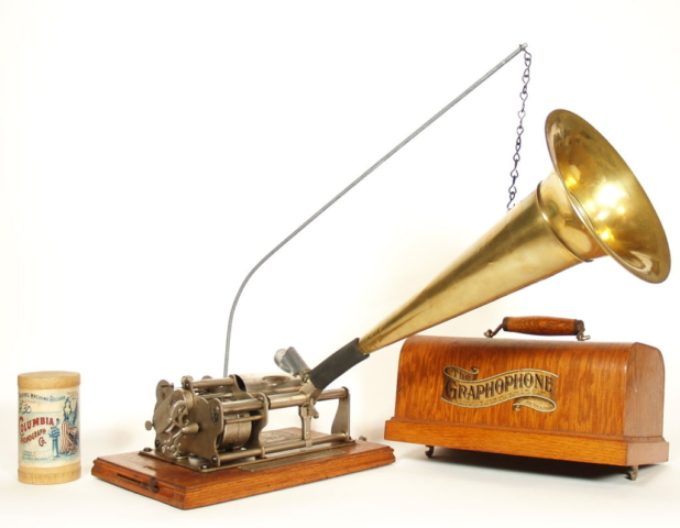 Columbia BX with Hanging Horn