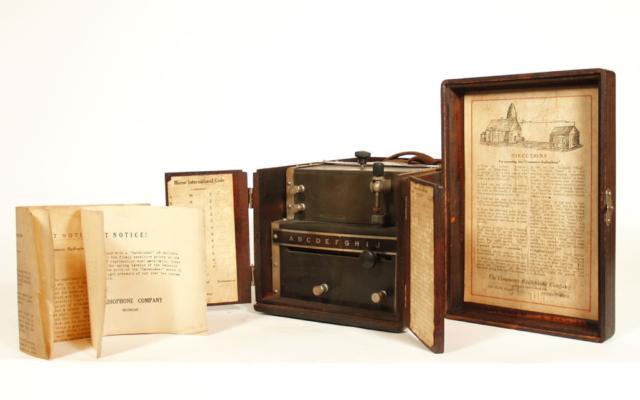 Commerce Radiophone
