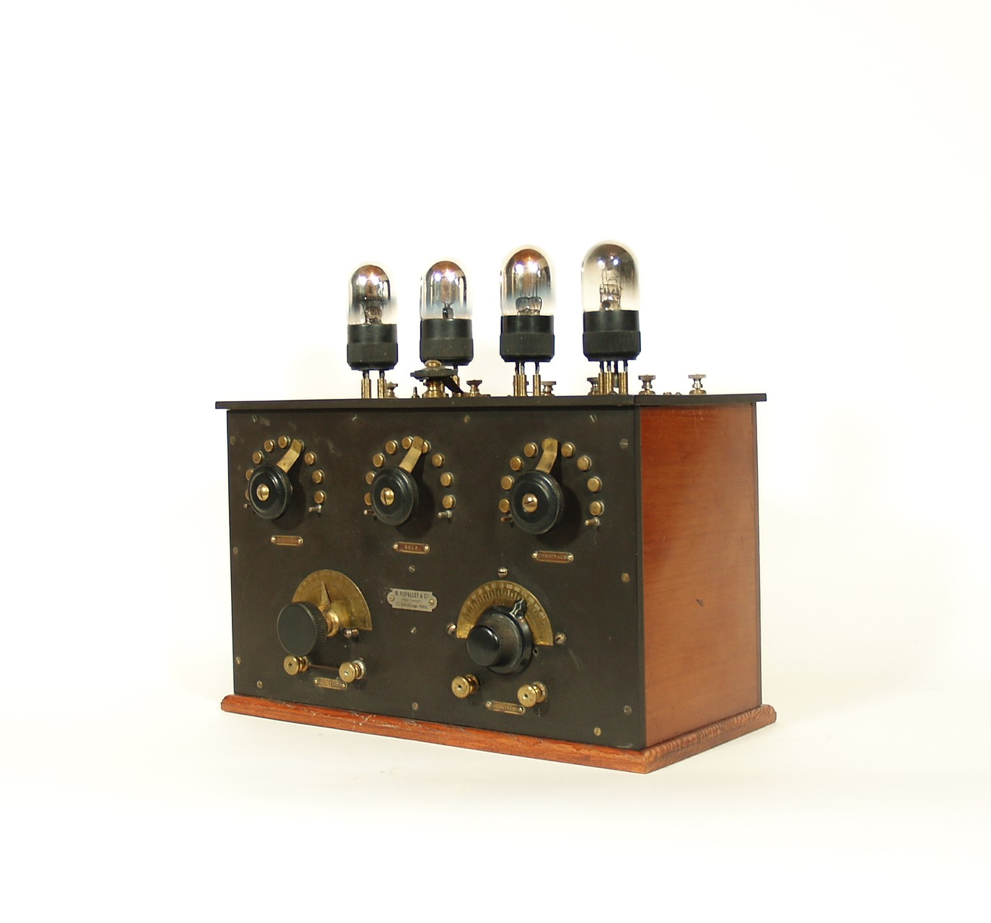 LeMouzy Continental III TSF Radio