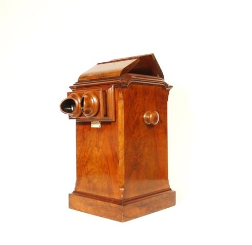 Moorse Cabinet Stereoscope