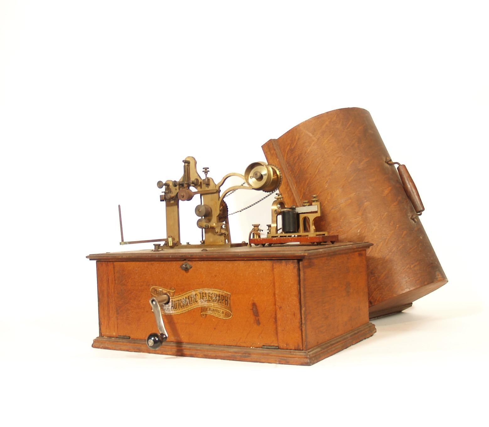 Morse Automatic Telegraph