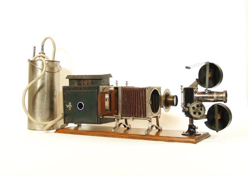 Enterprise Optical Optigraph No. 2 Projector