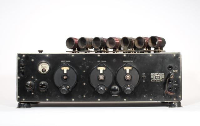 RCA Shortwave Receiver