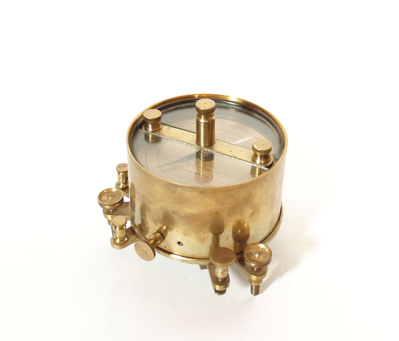 Waite & Bartlette Mili-Ampere Meter